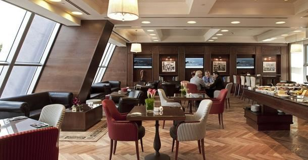 Kfar Maccabiah Hotel -  Dining Room