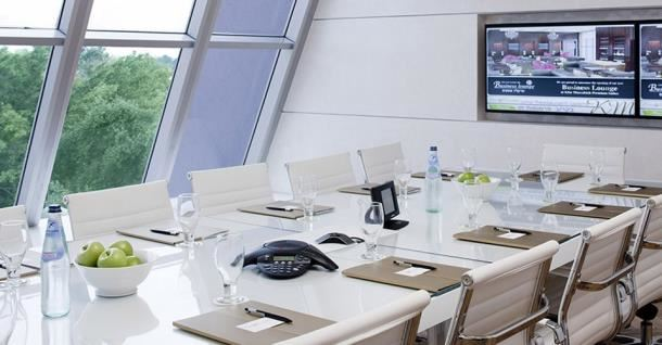 Kfar Maccabiah Hotel -  Conferences room