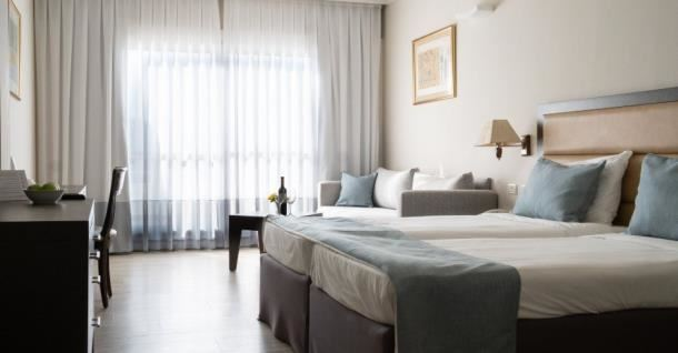 Kfar Maccabiah Hotel -  Hotel room